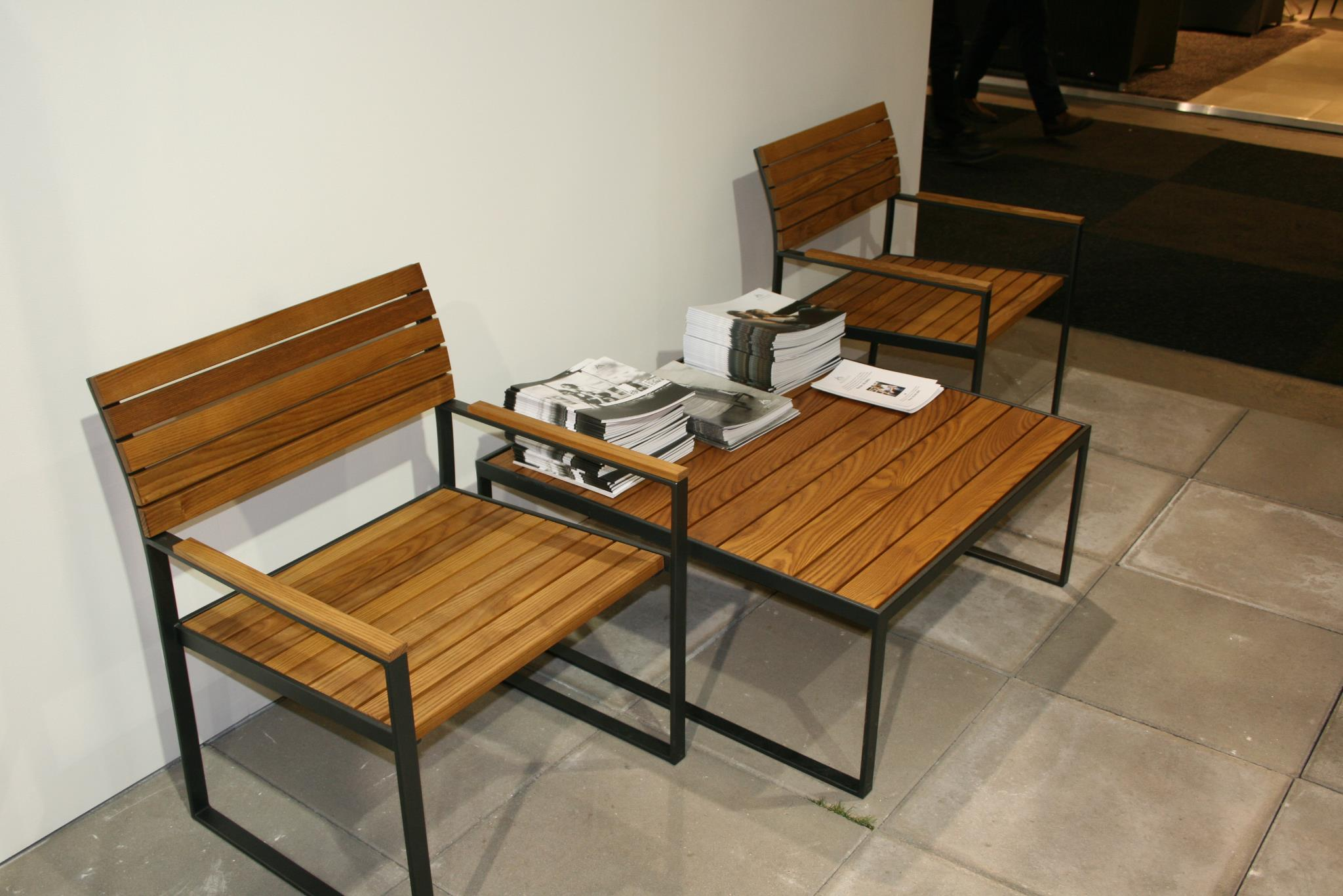 Exclusive tables and chairs