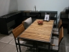 Bigger garden bistro table and chairs