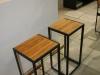 Garden bar chairs