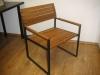 Garden lounge chair