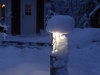 Outdoor light designed by Olof Smedmark