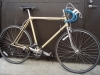 Assembled Bicycle with Powdercoated Details